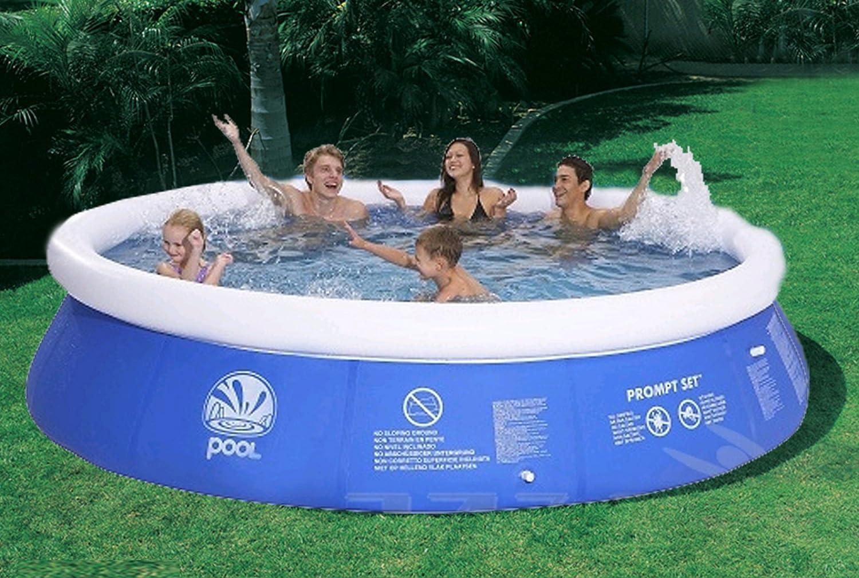 Sommerideen: Schwimmbad Pumpe und Filter enthalten. Maßnahmen 360×76 cm jetzt kaufen