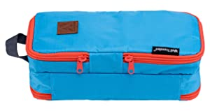 Well Traveled Toiletry Bag - A Compact Dopp Kit & Bathroom Bag (Color: Deep Blue, Tamaño: One_Size)