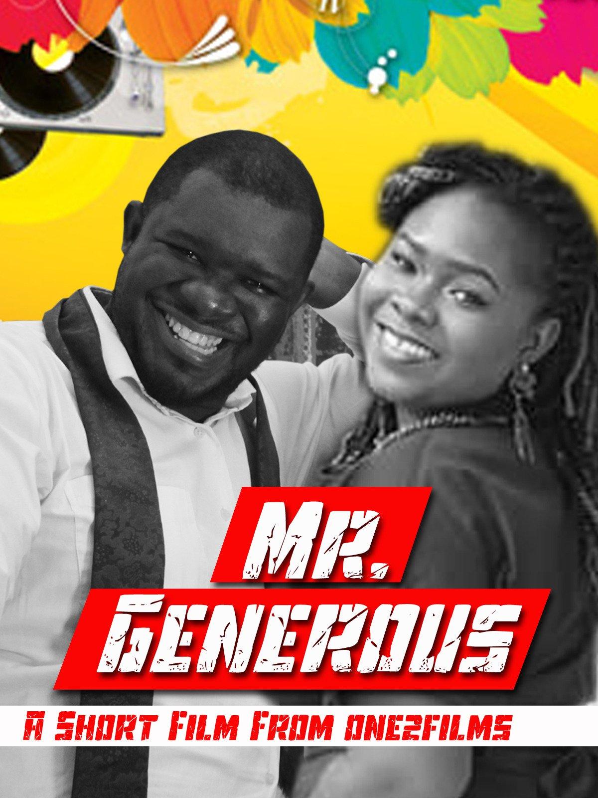 Mr Generous