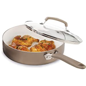 wearever ceramic cookware - Non Stick Frying Pan