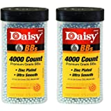 Daisy Ammunition and CO2 40 4000 ct BB Bottle, 2 Pack (Color: 2 Pack)