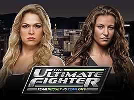 Team Rousey vs. Team Tate