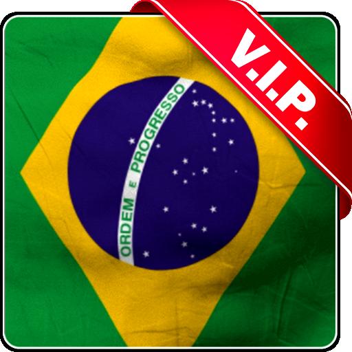 Brasil Flag Live Wallpaper - Lwp