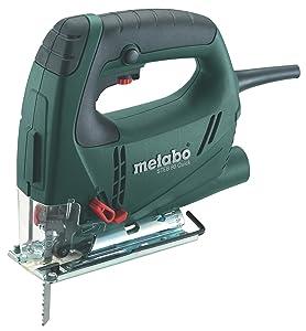 Metabo 6.01041.50 Stichsäge STEB 80 Quick 590 Watt, Holz 80 mm  BaumarktKundenbewertung und weitere Informationen