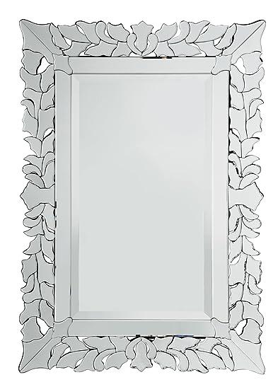Kare 116 x 81 cm Mirror Royal Leafs