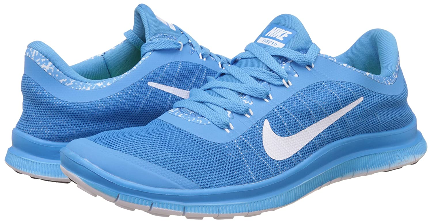 59c977a71460 ... Nike Men s Free 3.0 Vivid Blue Running Shoes - 10 UK India (45 EU ...