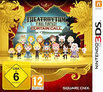 Theatrhythm Final Fantasy Curtain Call (Standard Edition) - [Nintendo 3DS]
