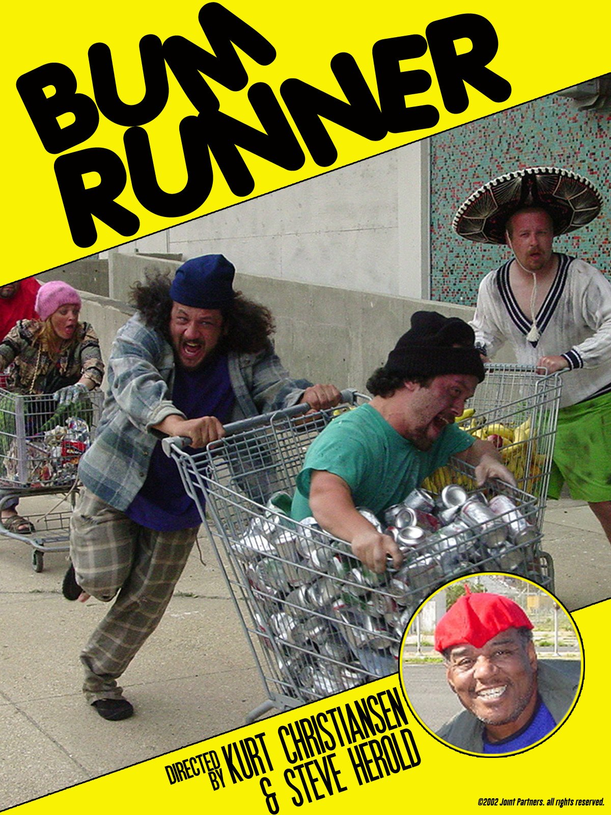 Bum Runner on Amazon Prime Instant Video UK