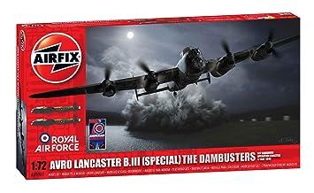 Airfix - AI09007 - Maquette - Dambuster Lancaster - Nouveau Moule