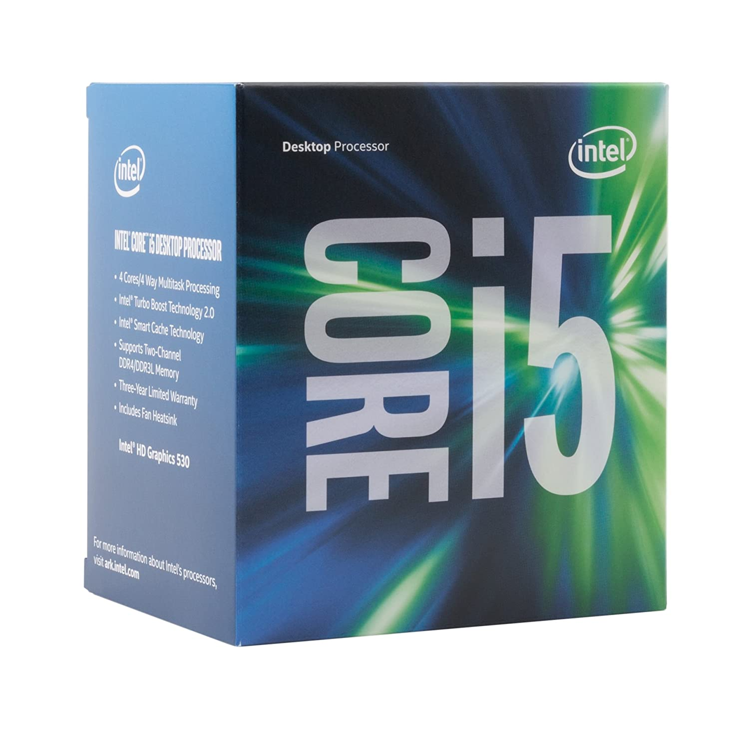 Intel Core I5-6500 3.20 Ghz
