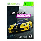 Forza Horizon Limited Edition -Xbox 360