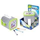 Crayola Picture Projector, Night Light Projector, Kids Flashlight, Gift, Ages 5, 6, 7, 8 (Tamaño: n.a.)