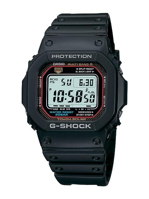 海淘卡西欧:Casio GW-M5610 卡西欧6局电波表,红圈啊,缺货,速度抢单