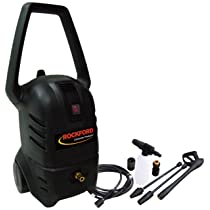 Rockford CPU0204 1,400 PSI 1.4 GPM Electrical Pressure Washer