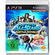 Post image for Playstation All Star Battle Royale (PS3 / Vita) für 20€ *UPDATE*