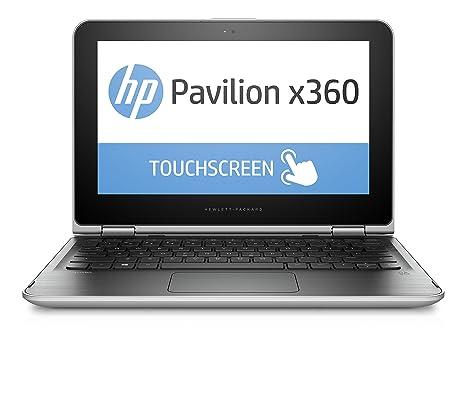 """HP 11-k100nf Ordinateur portable Hybride Tactile 11"""" (27,94 cm) Argent cendré (Intel Celeron, 4 Go de RAM, 500 Go, Intel HD)"""