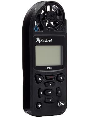 Kestrel 5000 Environmental Meter with Link (Color: Black, Tamaño: LiNK Enabled)