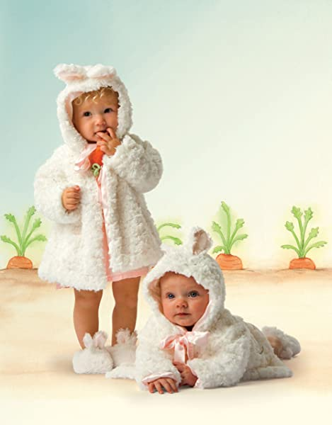 Bunnies by the Bay Baby Easter Bunny Coat