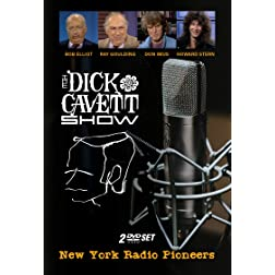Cavett, Dick - Pioneers Of New York Radio