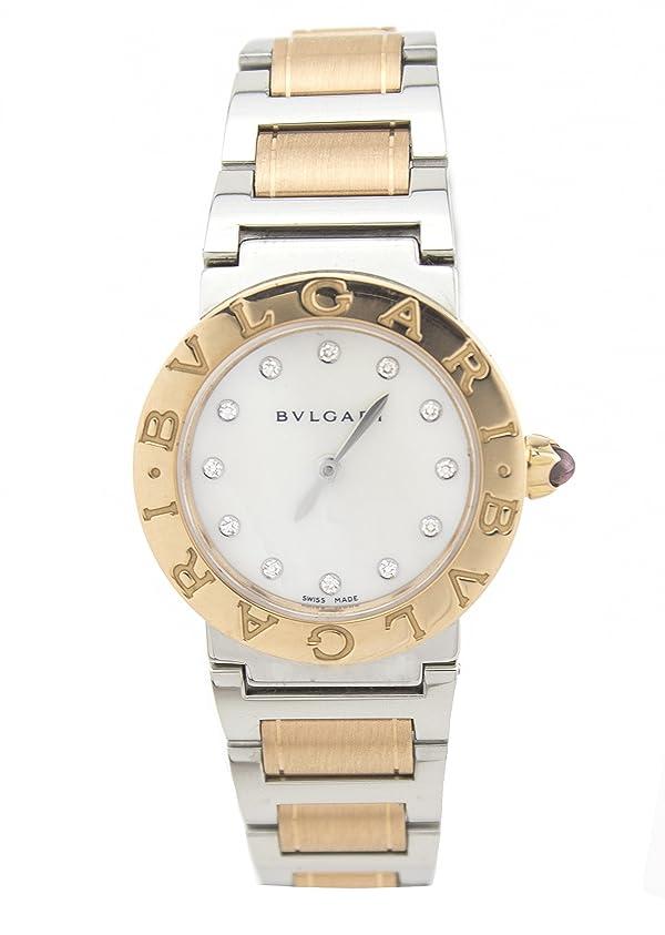 reputable site a7023 1c901 Bvlgari 26MM Bvlgari Bvlgari 18K Rose Gold & Steel Watch ...