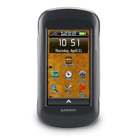 Garmin GPS de randonnée Montana 650t
