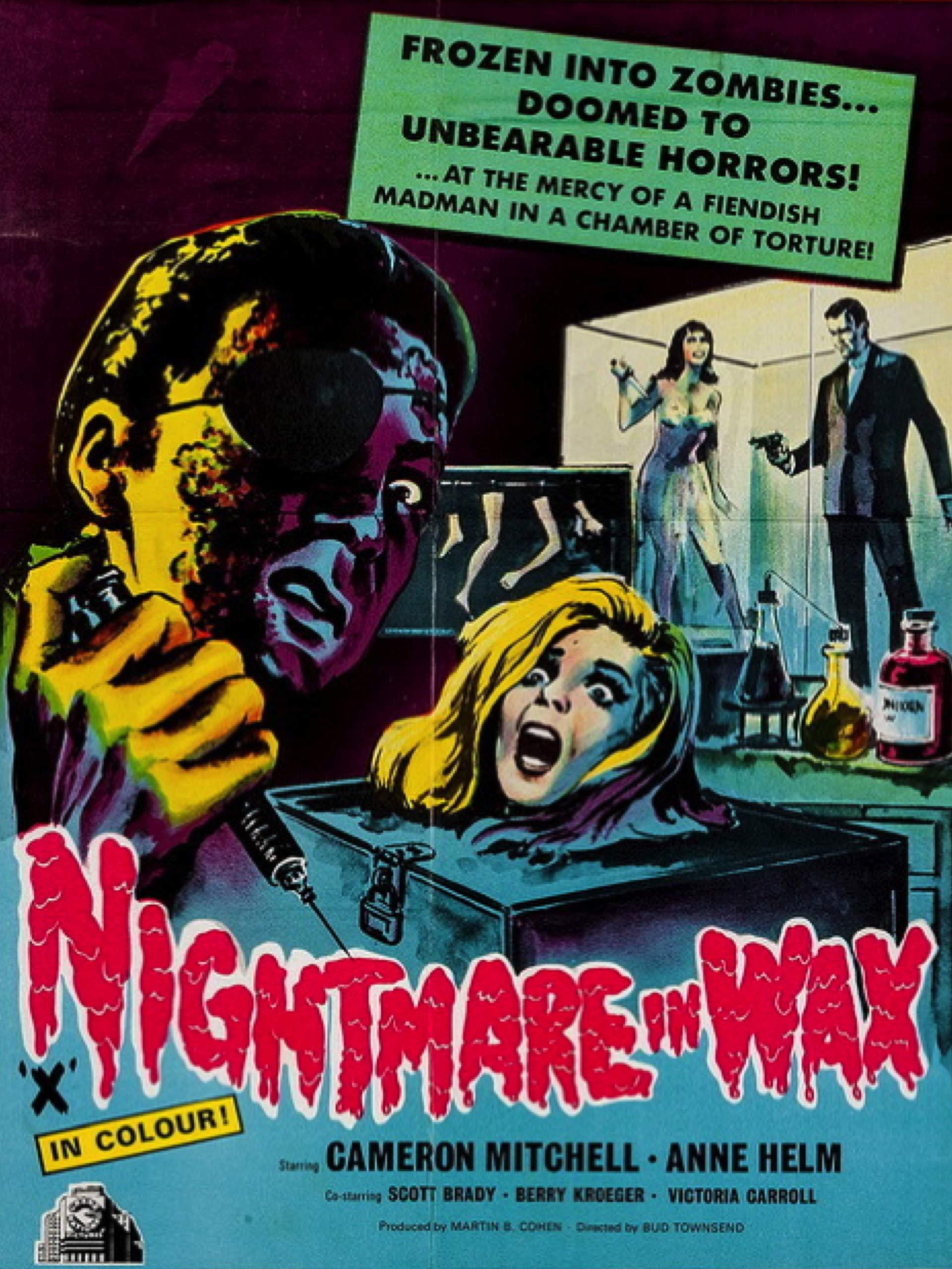 Nightmare in Wax on Amazon Prime Instant Video UK