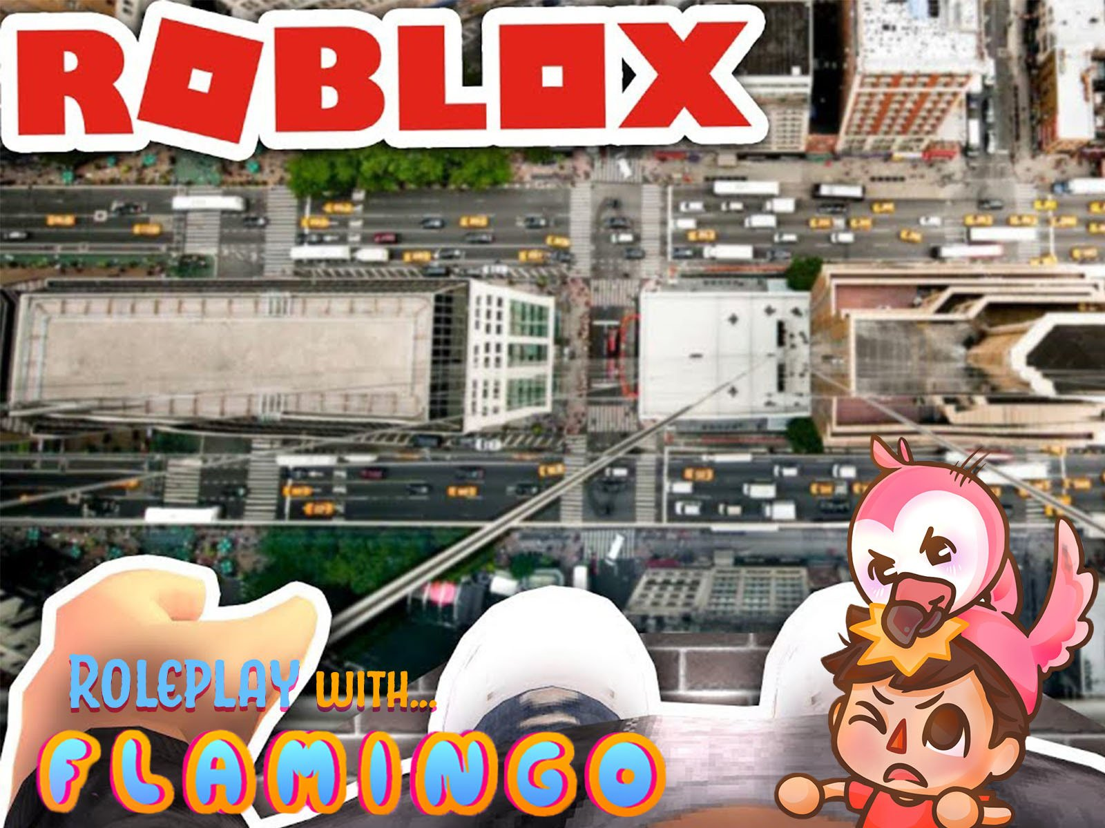 Roblox Roleplay with Flamingo on Amazon Prime Instant Video UK