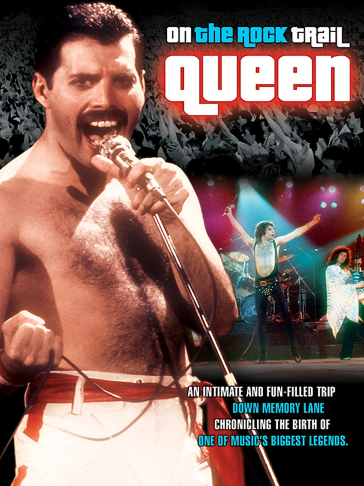 Queen: On The Rock Trail