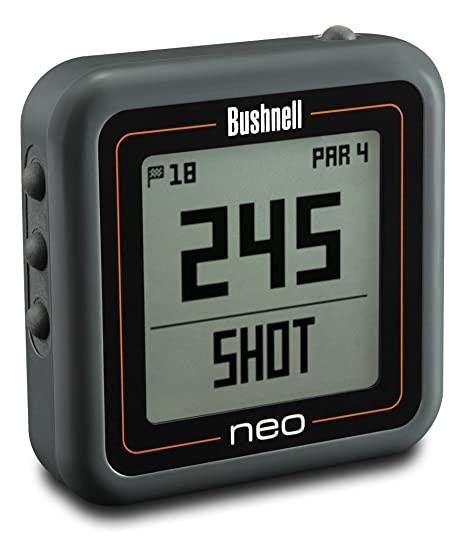 Bushnell Neo Ghost GPS Charcoal