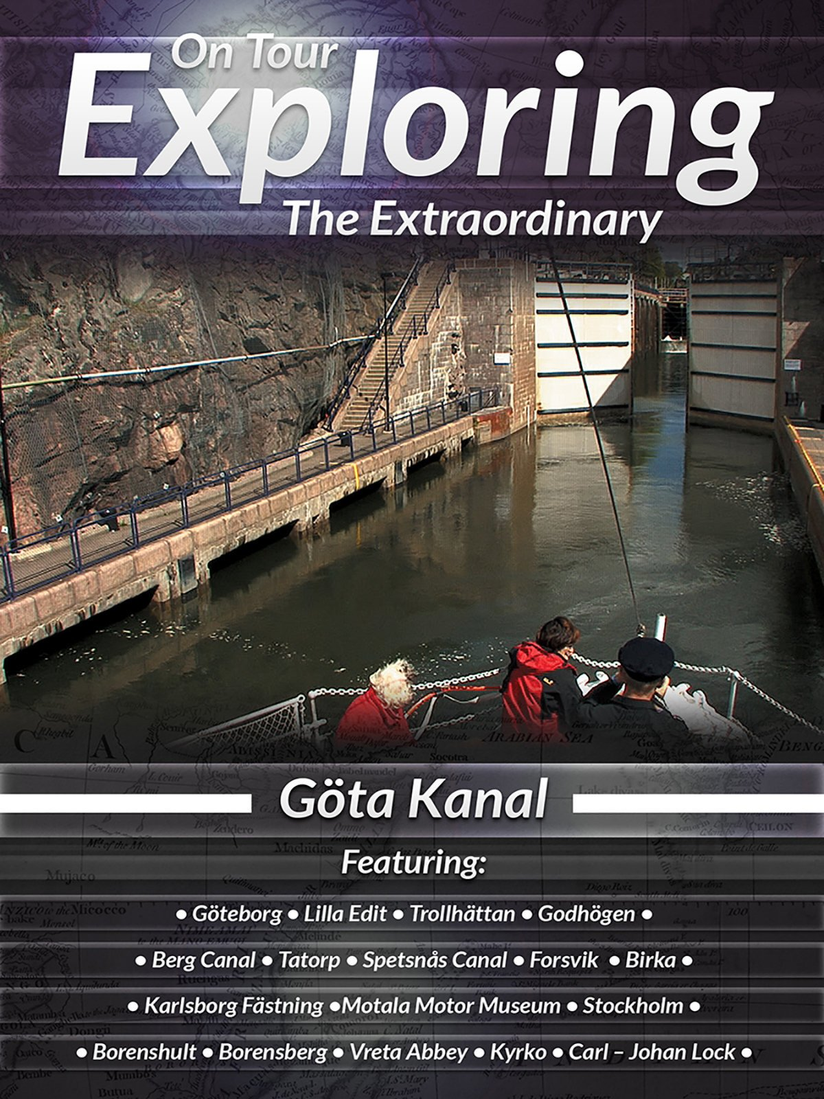 Exploring the Extraordinary Gota Kanal on Amazon Prime Video UK