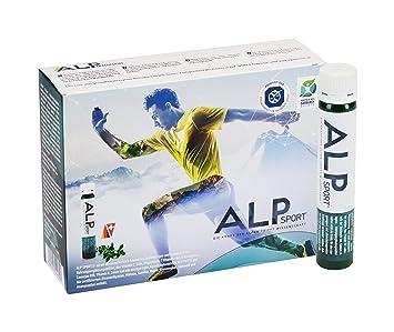 ALP SPORT® - volle Leistung - flussiges Nahrungsergänzungsmittel mit Vitaminen, Mineralien und Pflanzenextrakten