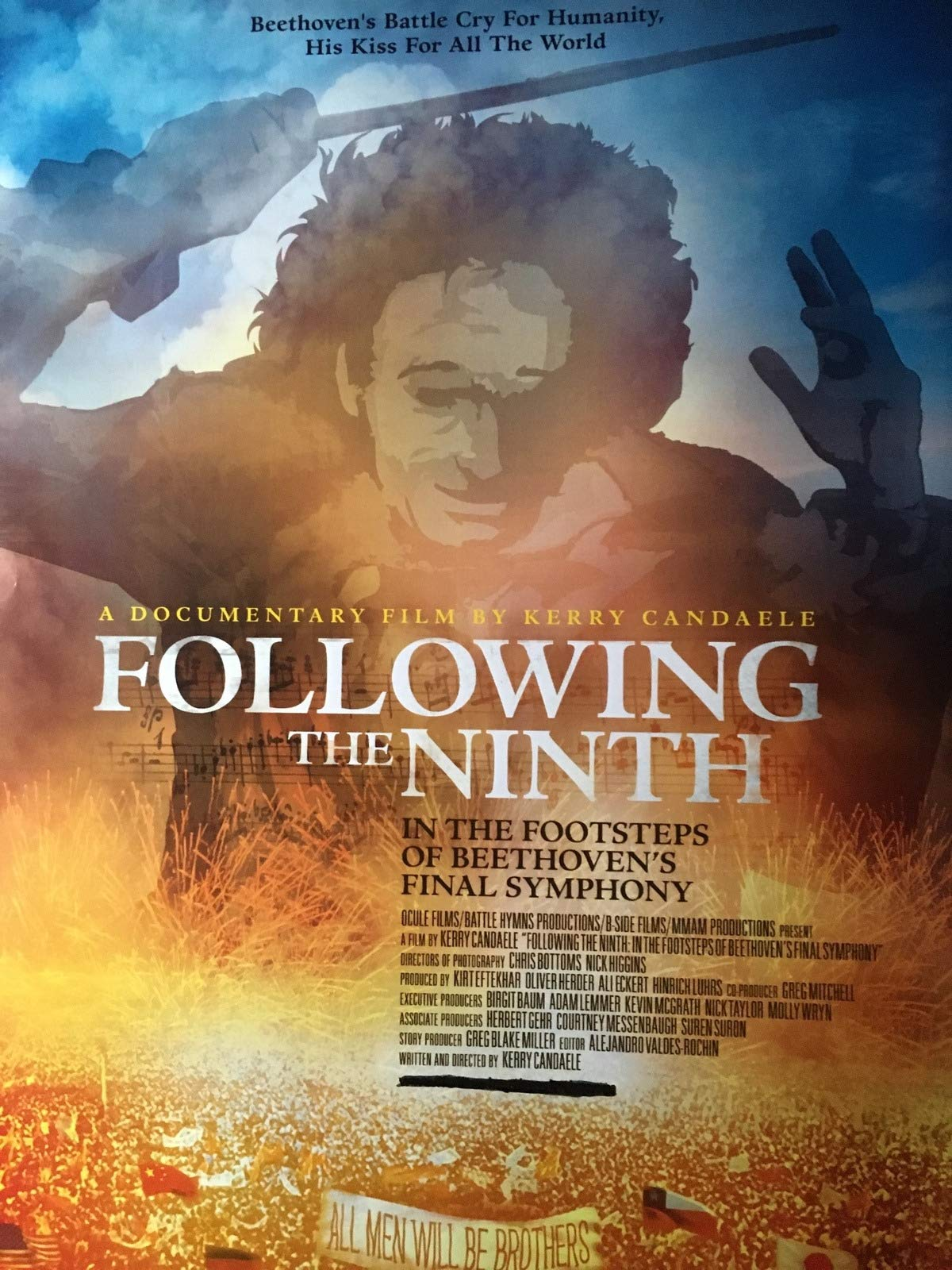 Following The Ninth: In The Footsteps of Beethoven's Final Symphony on Amazon Prime Video UK