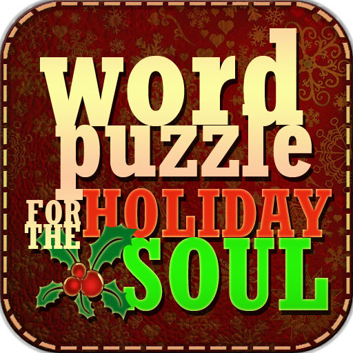 Free App of the Day is Word Puzzle For The Holiday Soul