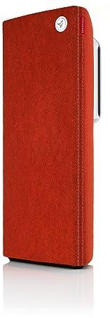 Libratone Live Premium LBTLT110EU1301FR Enceintes stéréo sans fil AirPlay Blood Orange