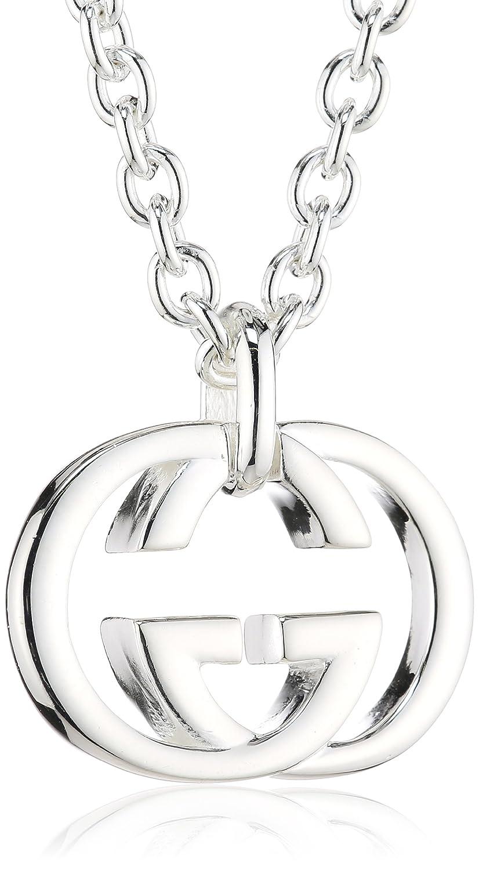 Gucci Damen Halskette 925 Sterling Silber Britt YBB190484 bestellen