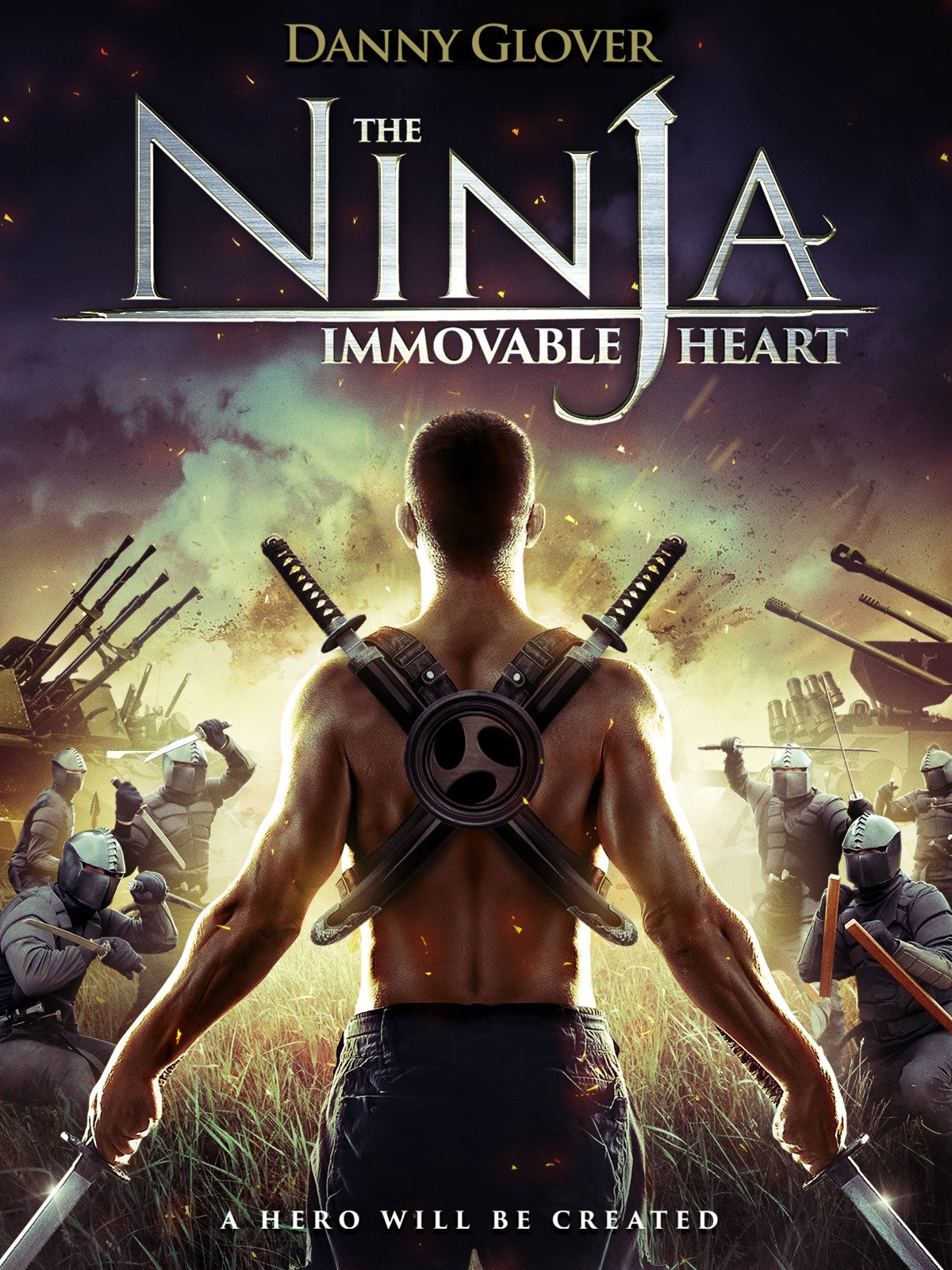 Ninja The Immovable Heart