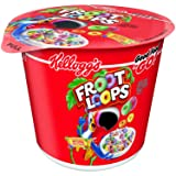 Froot Loops Cereal, 1.5-Ounce Cups (Pack of 12) (Tamaño: Pack of 12)