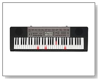 Casio LK-240 61-Key Portable Touch Sensitive Personal Keyboard