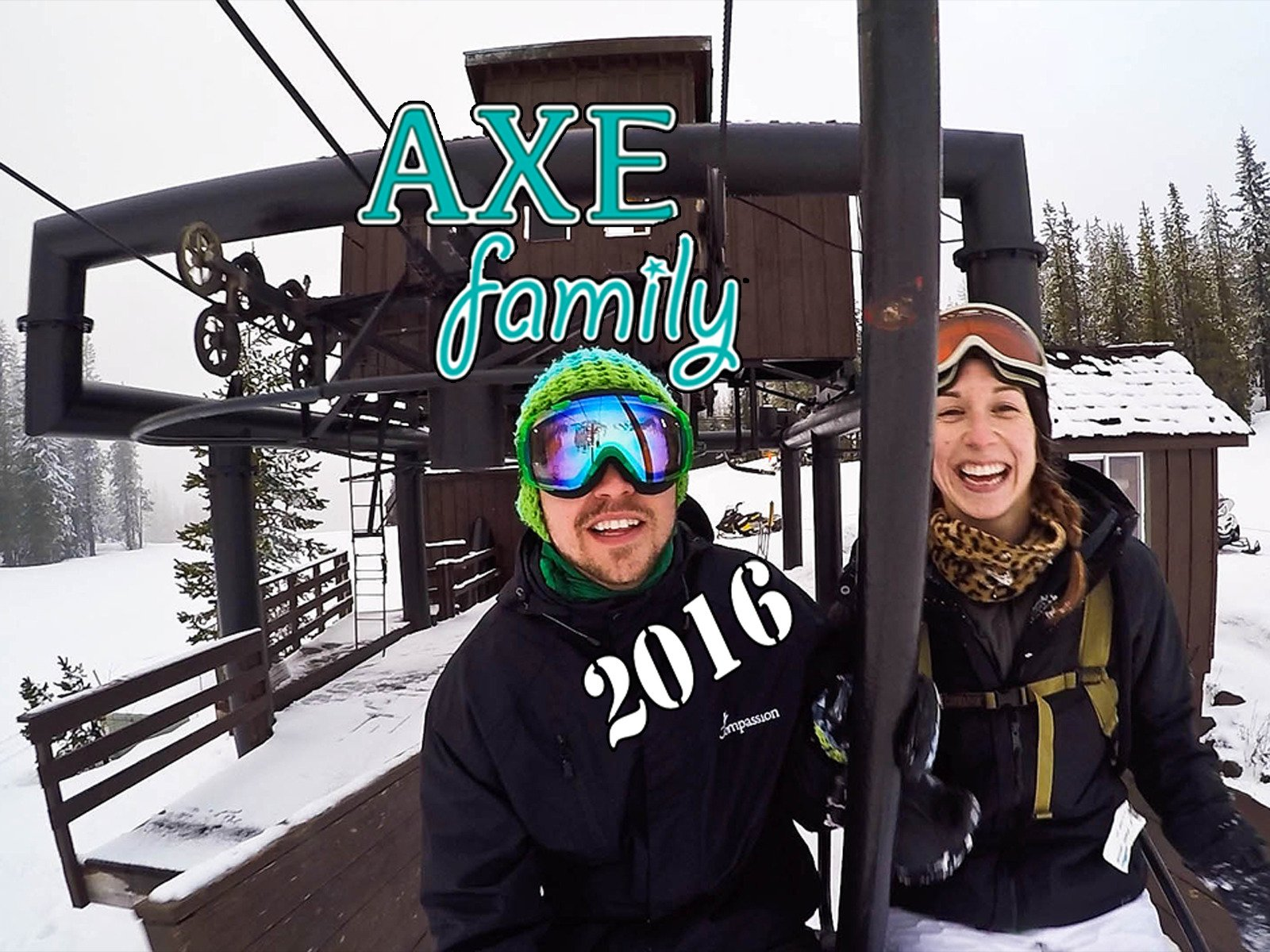 Axe Family 2016 - Season 5