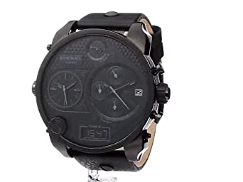 Diesel Watches SBA (Black/Black)