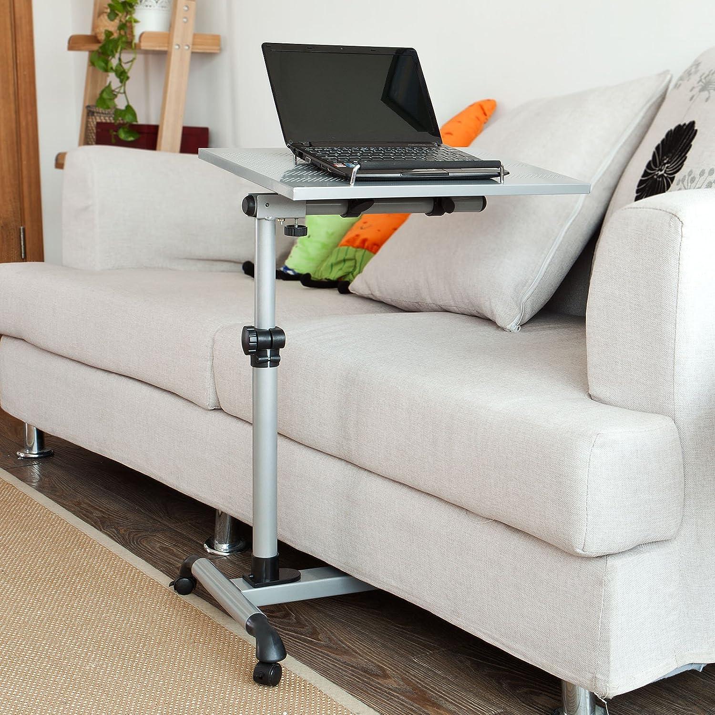 Sobuy tavolo console tavolo pieghevole altezza regolabile for Console tavolo