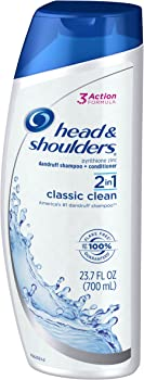 2-Pack Head and Shoulders Anti-Dandruff Shampoo + Conditioner