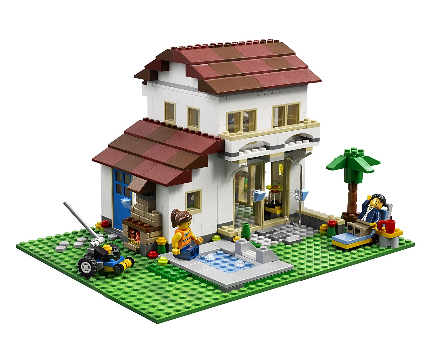Buy cheap lego creator family house 31012 best game and for How to buy a house cheap