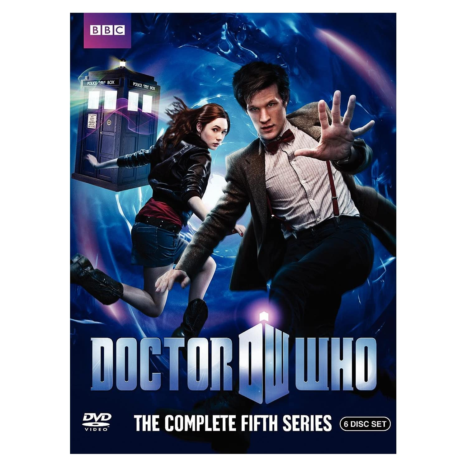 Doctor Who: The Complete Fifth Series (2010)