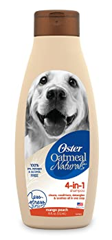 Oatmeal Naturals Shampoo for Dog