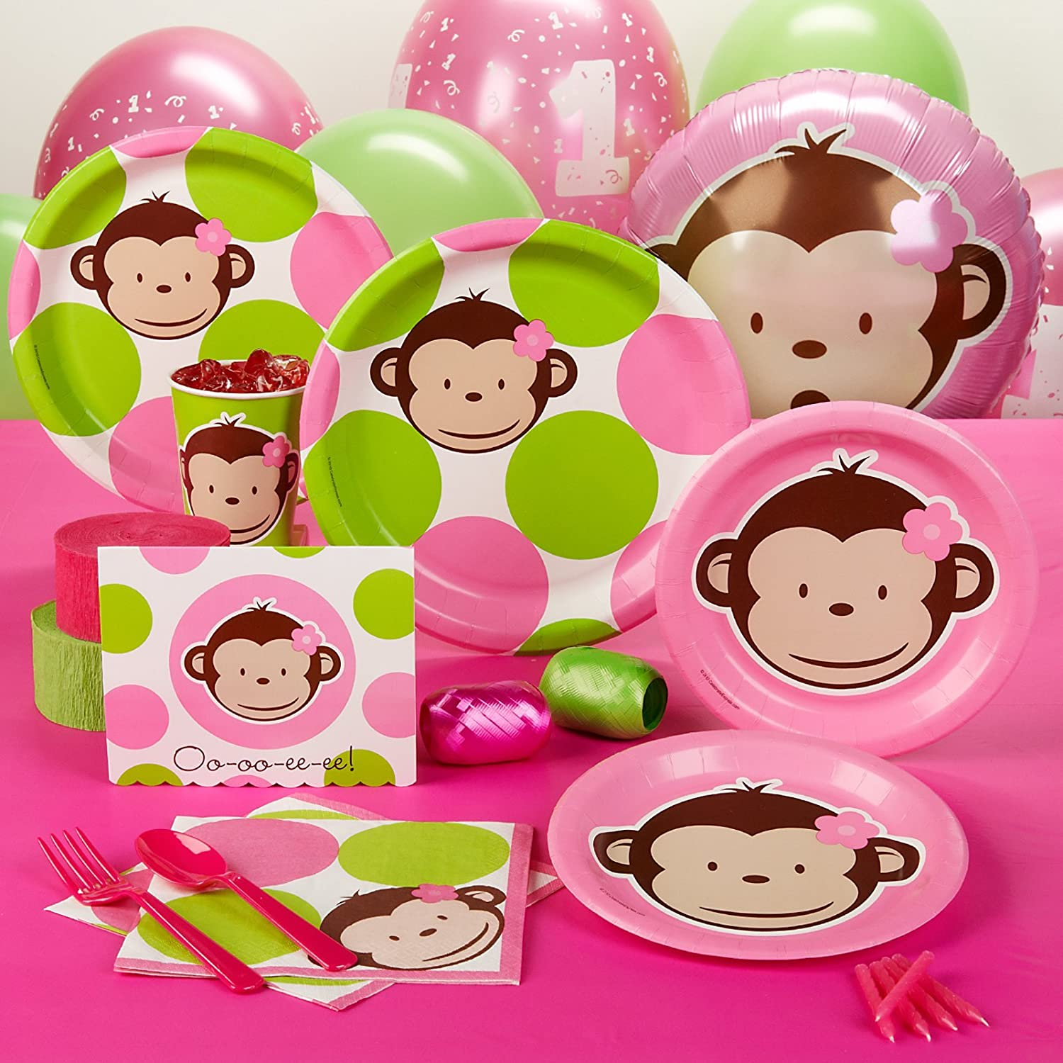 Toddler Girl Birthday Theme Ideas...please Help