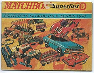 Matchbox Superfast Collector's Catalog USA Edition 1970
