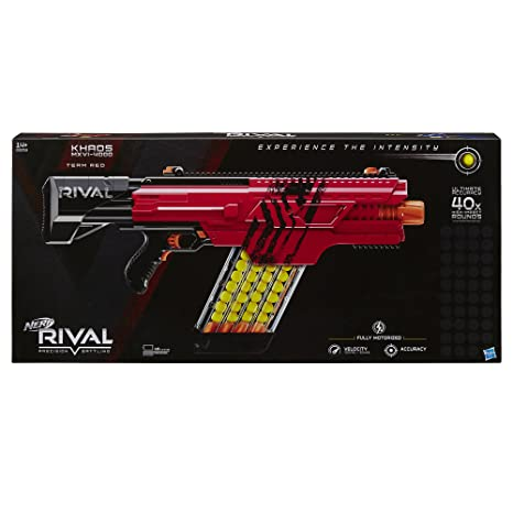 NERF - Rival Khaos MXVI 4000 Asst /Toys