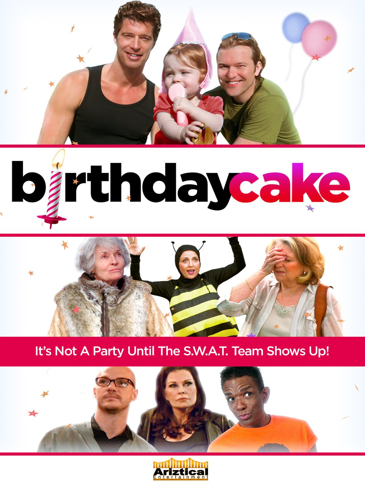 Birthday Cake on Amazon Prime Video UK