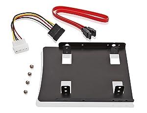 PoppStar 1004461 - Kit de montaje para disco duro/SSD interno de 2.5   Revisión del cliente y más noticias